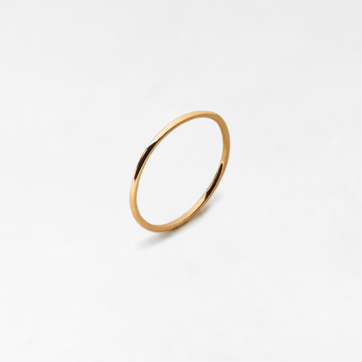 Plain Wire Ring - Cla